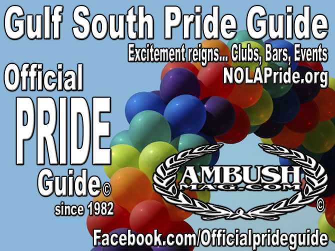 Official Pride Guide Logo